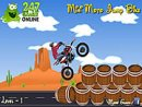 Mini Moto Jump Bike