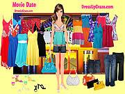 Movie Date Dressup