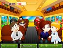 School Bus Kiss