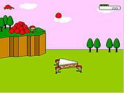 Strawberry Cake Builder
