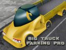 Big Truck Parking Pro