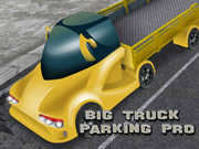Big Truck Parking Pro