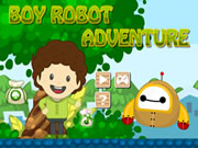 Boy Robot Adventure