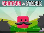 Crimson & Stache