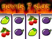 Devil's 7 Slot