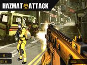 Hazmat Attack