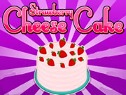 Hello Kitty Strawberry Cheese Cake