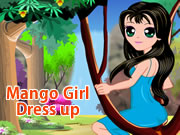 Mango Girl Dress up
