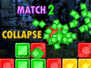 Match 2 Collapse
