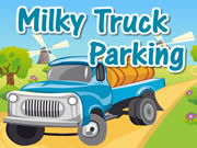 Milky Truck Parking