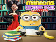 Minions Lecture Hall Slacking
