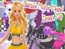 Motor Model Dress Up