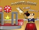 Moustachini the Rabbit Showman