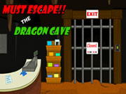 Must Escape The Dragon Cave