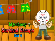 Mystery Survival Escape Day 4
