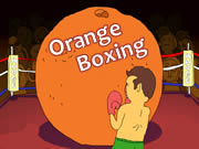 Orange Boxing