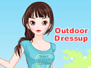 Outdoor Dressup
