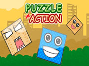 Puzzle In Action
