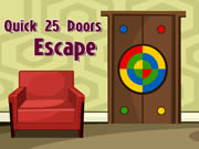 Quick 25 Doors Escape