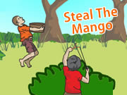 Steal The Mango Game