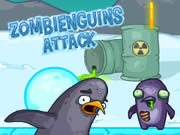 Zombieguins Attack