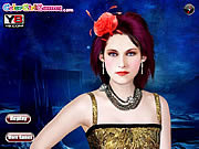 Vampire Girl Kristen Stewart