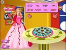 Barbie Candy Pizza