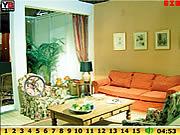 Hidden Numbers Living Room