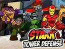 Iron Man 2 Stark Tower Defense