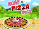 Make Pizza Dessert