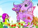 Pony Dress Up Game