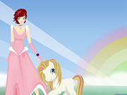 Pony Princess Dress Up