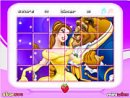 Princess Belle - Rotate Puzzle