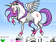 Show Pony Dress Up