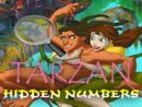 Tarzan Hidden Numbers