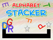 Alphabet Stacker