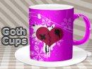 Goth Cups