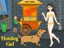 Hotdog Gal Dress Up