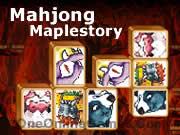 Mahjong Maplestory