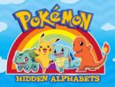 Pokemon Hidden Alphabets