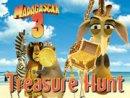 Treasure Hunt-Madagascar 3