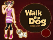 Walk the Dog Dress Up
