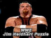 WWE Jim Neidhart Puzzle