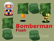 Bomberman Flash Game