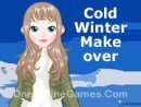 Cold Winter Make over