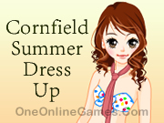 Cornfield Summer Dress Up