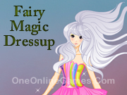 Fairy Magic Dressup