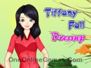 Tiffany Fall Dress Up