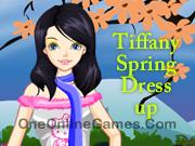 Tiffany Spring Dressup