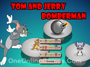 Tom and Jerry Bomberman